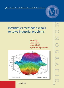 Informatics methods as tools to solve industrial problems
