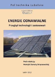 Energie odnawialne : przegląd technologii i zastosowań