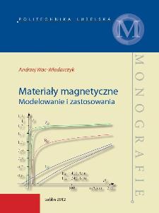 Materiały magnetyczne : modelowanie i zastosowania