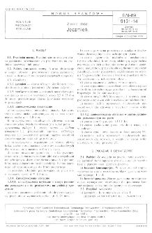 Ziarno zbóż - Jęczmień BN-89/9131-14