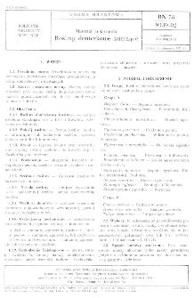 Materiał kwiaciarski - Rośliny doniczkowe kwitnące BN-78/9139-02