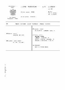 Sposób otrzymywania wyrobów kształtowych, zwłaszcza śrubowych opis patentowy nr 208032