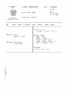 Walcarka i narzędzie do wytwarzania wyrobów kształtowych, zwłaszcza śrubowych opis patentowy nr 208033