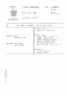 Prasa, zwłaszcza do obustronnego kucia łbów wkrętów szynowych opis patentowy nr 206336