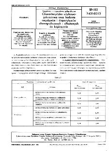Negatywy i diapozytywy poligraficzne - Charakterystyka użytkowo-jakościowa oraz badania negatywów i diapozytywów chemigraficznych i offsetowych do kopiowania BN-83/7431-02.12