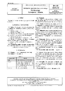 Narzędzia gospodarstwa domowego - Korkociągi - Wymagania i badania BN-85/4528-02