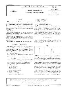 Zabawki politechniczne - Zestawy narzędziowe BN-81/8550-04