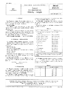 Zabawki - Gry zręcznościowe - Bilardy i kręgle BN-87/8552-03