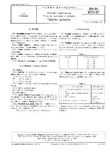 Zabawki dydaktyczne - Pomoce naukowe z drewna - Tablice szkolne BN-85/8554-05