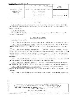 Elektryczne narzędzia grzejne oporowe - Żelazka elektryczne - Nazwa i określenia BN-63/4941-02