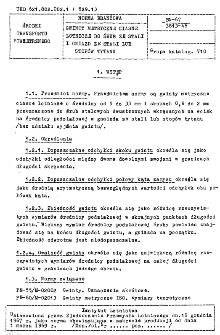 Gwinty metryczne ciasne lotnicze do śrub ze stali i gniazd ze stali lub stopów tytanu BN-67/3813-46