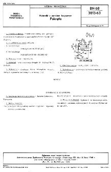 Wzierniki z zamkiem krzyżowym - Pokrętło BN-68/3813-63
