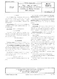 Wagony i tendry normalnotorowe - Przyrząd czujnikowy do pomiaru średnicy na okręgu tocznym kół zestawów BN-82/3509-13