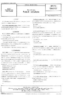 Silniki lotnicze - Podział i określenia BN-73/1360-02