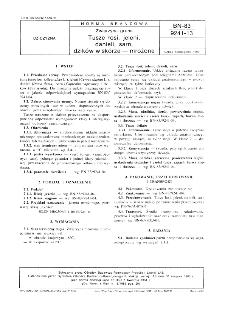 Zwierzyna gruba - Tusze łosi, jeleni, danieli, sarn, dzików w skórze - mrożone BN-83/9241-13