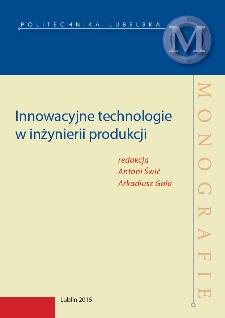 Innowacyjne technologie w inżynierii produkcji