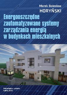 Energooszczędne zautomatyzowane systemy zarządzania energią w budynkach mieszkalnych