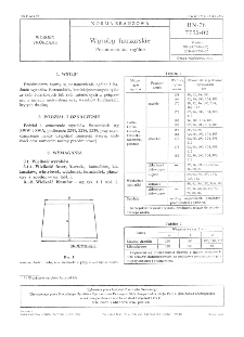 Wyroby futrzarskie - Postanowienia ogólne BN-76/7752-02