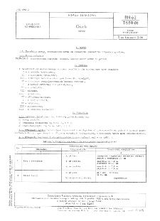 Guziki - Jakość BN-63/7659-01