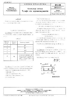 Konstrukcje lotnicze - Tulejki do wprasowywania BN-88/3813-51