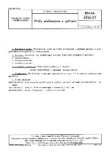 Widły wielozębne z gałkami BN-66/4516-07