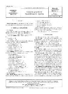 Narzędzia gospodarcze - Spulchniacze ręczne BN-89/4516-17