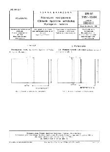 Półprodukty introligatorskie - okładki łączone lamówką : \b wymagania i badania BN-81 7451-13.04