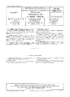 Roztwory galwaniczne do wklęsłodruku - Metody badań - Oznaczanie pH w kąpieli niklowej BN-86/7469-42/04