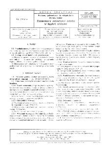Roztwory galwaniczne do wklęsłodruku - Metody badań - Oznaczanie zawartości miedzi w kąpieli niklowej BN-86/7469-42/09