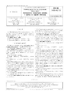 Roztwory galwaniczne do wklęsłodruku - Metody badań - Oznaczanie zawartości ołowiu i cynku w kąpieli niklowej BN-86/7469-42/10