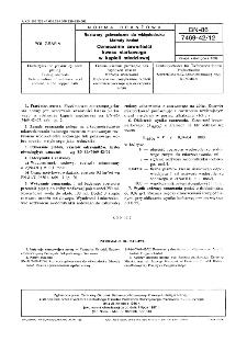 Roztwory galwaniczne do wklęsłodruku - Metody badań - Oznaczanie zawartości kwasu siarkowego w kąpieli miedziowej BN-86/7469-42/12
