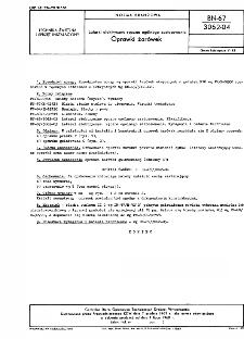 Latarki elektryczne ręczne ogólnego zastosowania - Oprawki żarówek BN-67/3062-04