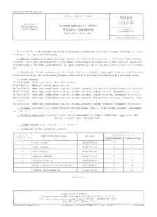 Rurociągi podsadzkowe stalowe - Kolana nastawne - Wymagania techniczne BN-68/1755-01