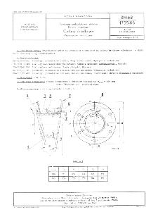 Rurociągi podsadzkowe stalowe - Kolana nastawne - Człony środkowe - Wymagania techniczne BN-68/1755-06