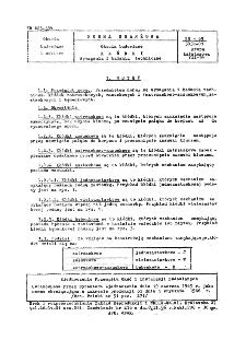 Okucia budowlane - Klódki - Wymagania i badania techniczne BN-65/5051-01