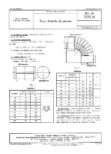 Rury i kolanka do pieców BN-74/5093-01