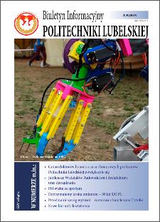 Biuletyn Informacyjny Politechniki Lubelskiej nr 39 - 2(39)2015