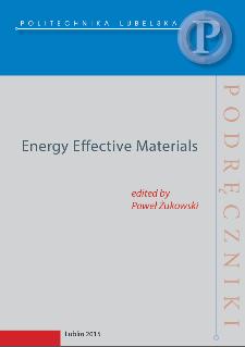 Energy effective materials
