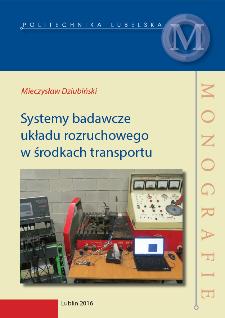 Systemy badawcze układu rozruchowego w środkach transportu