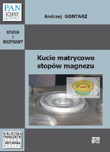 Kucie matrycowe stopów magnezu