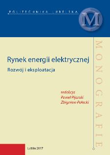 Rynek energii elektrycznej : Rozwój i eksploatacja