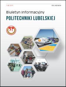 Biuletyn Informacyjny Politechniki Lubelskiej 1(42)2017