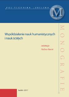 Współdziałanie nauk humanistycznych i nauk ścisłych