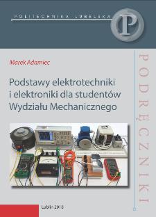 Podstawy elektrotechniki i elektroniki dla studentów Wydziału Mechanicznego