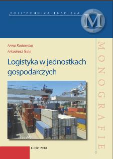 Logistyka w jednostkach gospodarczych