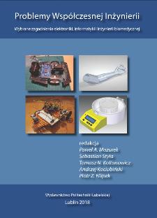 Wybrane zagadnienia elektroniki, informatyki i inżynierii biomedycznej