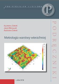 Metrologia warstwy wierzchniej