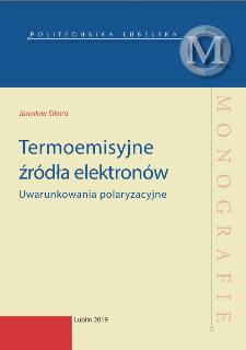 Termoemisyjne źródła elektronów : uwarunkowania polaryzacyjne