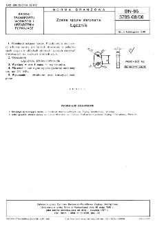 Zdalne ręczne sterowanie - Łącznik BN-86/3795-08/06