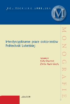 Interdyscyplinarne prace doktorantów Politechniki Lubelskiej